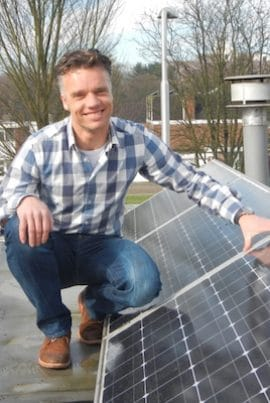 Joery Kouwenberg energieperspectief